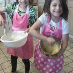 Sharing and baking