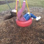 Hanging out at the park!