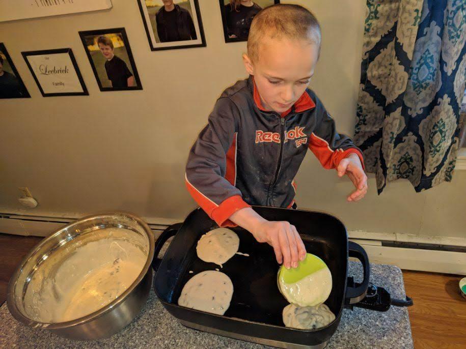 danny pancakes